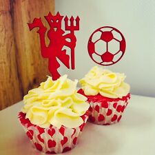 14+ Manchester United Cake Decorations