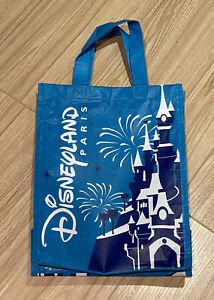 Disneyland Paris Small Gift Bag Carrier Original Store Disneyworld