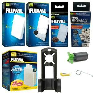 Fluval U2 Internal Filter Replacement Media and Accessories *GENUINE SPARES*