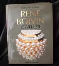 RENE BOIVIN Jeweller Book English Edition 1994