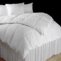 Premium Oversize Down Alternative 1200 TC Comforter for restful night's sleep