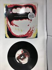 "5D3 THE ROLLING STONES ""TERRIFYING"" ""ROCK AND A HARD PLACE"" - 45 RECORD"