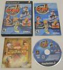 Disney Pixar 2003 Extreme Skate Adventure Sony PlayStation 2 PS2 Game Complete