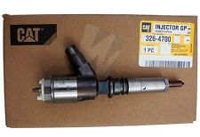 Genuine original Injector assy 3264700 for Caterpillar C6,C6.4,320D excavator