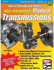 How to Rebuild Modify Transmissions BORGWARNER T10 MUNCIE WORKSHOP REPAIR MANUAL