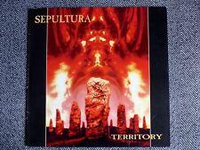 """SEPULTURA - Territory - 12"""" / MAXI 45T"""
