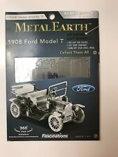 Metal Earth - 1908 Ford Model T - 3D Laser Cut Model - No Glue Required!