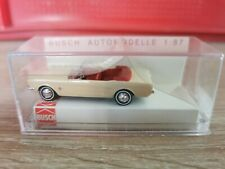 Busch 47500 H0 1:87 Ford Mustang '64 - OVP