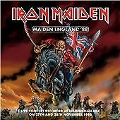 Iron Maiden - Maiden England '88 (Live) (2013)  2CD NEW/SEALED  SPEEDYPOST