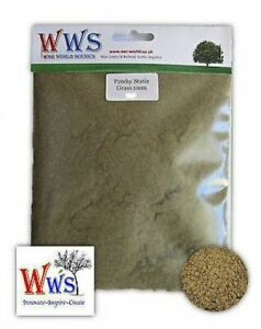 WWS - Static grass - Patchy mix (100g.) - 1mm