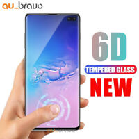 Full Curved Tempered Glass Screen Protector For Samsung Galaxy S10 Plus Note 9 8