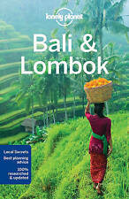 Lonely Planet Bali & Lombok Travel Guide Book ( Latest Edition )   NEW