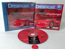 F355 Challenge Passione Rossa    Dreamcast   Sega   gebraucht in OVP