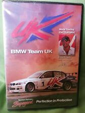 BMW Team UK Perfection in Protection DVD - Andy Priaulx - New & Sealed