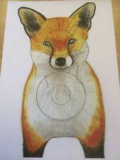 Fox Target 2nr, A4 Stalking, Shooting Target Archery