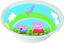 Children's Peppa Pig Bowls, Plates and Cups