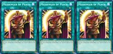 Messenger of Peace 1st X 3 YUGIOH LDK2-ENY30 Continuous Spell Card