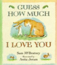 Guess How Much I Love You by McBratney, Sam Hardback Book The Cheap Fast Free