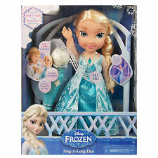 Disney Frozen Sing-a-Long Elsa Doll with Microphone - Brand New & Boxed