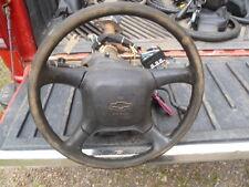 X1049 2001 chevy blazer steering column key fob key shifter