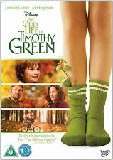 L'INCREDIBILE VITA DI TIMOTHY GREEN dvd NUOVO importazione audio ITALIANO RARO