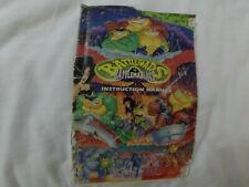 Battletoads In Battlemaniacs SNES / Super Nintendo Instruction Manual