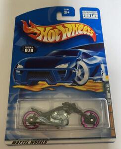 Hot Wheels 2001 Blast Lane Skull & Crossbones Series Collector # 070 New No. 2/4