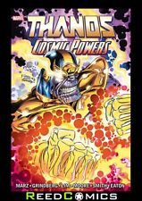 THANOS COSMIC POWERS GRAPHIC NOVEL Collects Cosmic Powers #1-6, Defenders #12-14