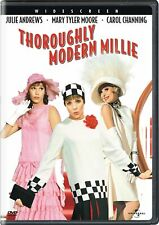 Thoroughly Modern Millie DVD Mary Tyler Moore NEW