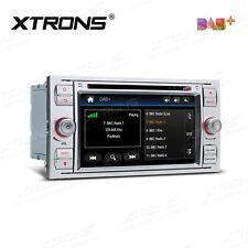 "GPS DVD 7"" Autoradio DAB+ Integrierte für FORD C-MAX S-MAX FIESTA Transit Galaxy"