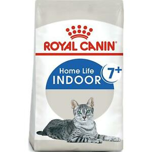 Royal Canin Indoor Cat Food, For Adults Over 7 Years Highly Digestible, 400g