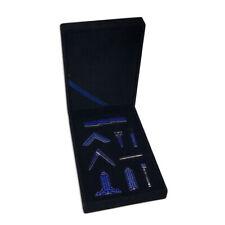 Masonic Compass & Square Freemason Complete Metal Working Tools Set