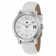Tommy Hilfiger Women's Stainless Steel Case Casual Watches