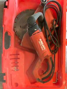 Hilti DCH300 Electric Concrete Cut-off Saw With Case