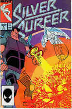 Silver Surfer (Vol. 3) # 5 (Marshall Rogers) (USA, 1987)