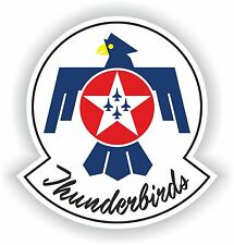 Thunderbirds Sticker U S A F Air Force for Bumper Skateboard Helmet Guitar Car