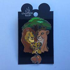 Disneyana Convention Artist Choice #3 Lion King Family Pride Disney Pin 6616