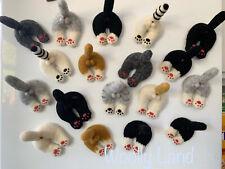 Funny fridge magnets cat bums