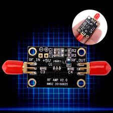 0.05-4GHz NF=0.6dB Geräuscharmer Verstärker LNA RF Modul FM HF VHF / UHF LNA 0.0