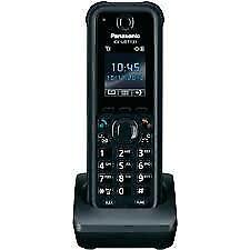 Panasonic DECT SIP Handset UDT131 zwart