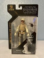 "STAR WARS THE BLACK SERIES ARCHIVE WAVE 3 LUKE SKYWALKER (HOTH) INSTOCK NEW 6"" 2"