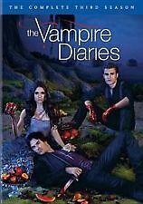 THE VAMPIRE DIARIES - THIRD SEASON 3 - NEW & SEALED REGION 4 DVD, 5-DISC SET