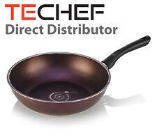 "TeChef - Art Pan 12"" Wok / Stir-Fry Pan, Coated 5x with Teflon Select Coating"