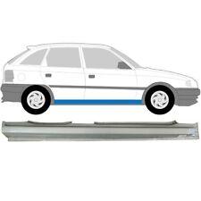 Opel Astra F Astra 1 1991-2002 4/5 Tür Voll Schweller Reparaturblech / Rechts