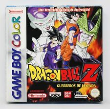 DRAGON BALL Z GUERREROS DE LEYENDA GAMEBOY COLOR GBC GAME BOY COLOUR PAL ESPAÑA