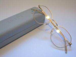 Mykita Lite JULIUS 483 Frosted Gold (Matte) Glasses Eyewear Eyeglasses Frame NEW