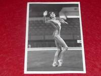[Col.J.DOMARD GYMNASTIC] ORIGINAL PHOTO NADIA COMANECI XXe WC FORT WORTH US 1979