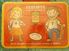 Retro Vegemite Placemat / Place Mat Collectible from  2001