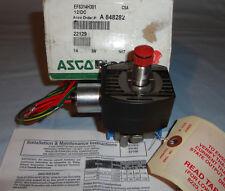 ASCO EF8314H301 Electric Solenoid Valve 1/4