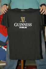 Guinness Dublin t shirt Beer est 1759 xl mint condition irish pint